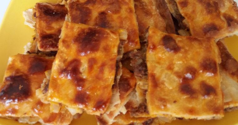 Savory Pastry: Kombe
