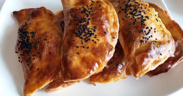 Savory Pastry: Pogaca